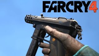 FAR CRY 4 - All Weapons Showcase