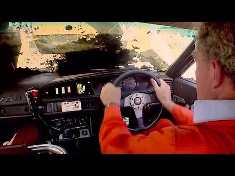 Ambulance Challenge (The Race) | Top Gear | Series 22 | BBC