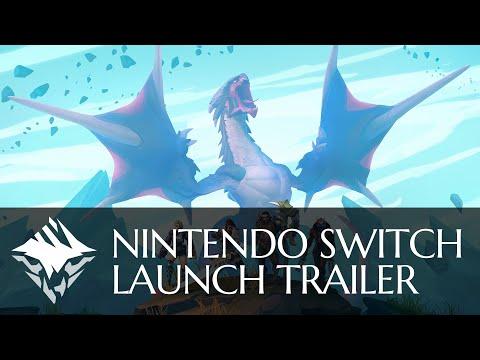 ARPG遊戲《Dauntless》Switch已上,可免費下載