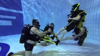 ASMR séance piscine Les Gayeulles