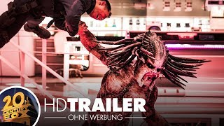 Trailer of Predator - Upgrade (2018)