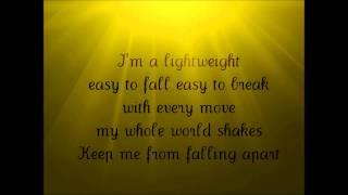 Demi Lovato - Lightweight (lyrics on screen)
