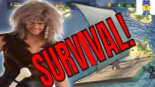 SURVIVAL ON RAFT OCEAN NOMAD SIMULATOR SAFE CRUISE FOR 1