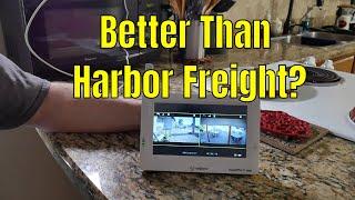 wireless surveillance system harbor freight - Free video