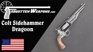 "Colt Sidehammer ""Root"" Dragoon Prototype"