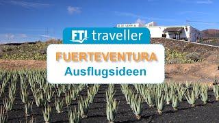 Sehenswürdigkeiten von Fuerteventura