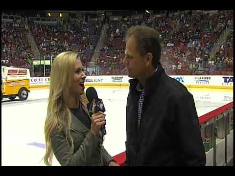 Jill Galus: In-Game Interview With Mike Gartner
