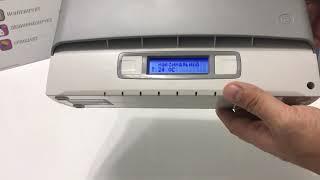 """Очиститель-ионизатор воздуха Супер-Плюс Био LCD от компании Компания """"TECHNOVA"""" - видео"""