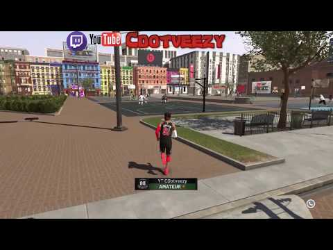 Here's My 87 Overall Sharpshooting Shot Creator Stats and Badges