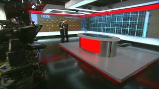 Final BBC News From Television Centre (Mock)