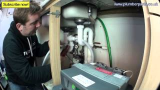 HOW TO FIT A WATER SOFTENER - Plumbing Tips