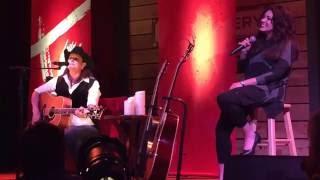 "Terri Clark and Mandy Barnett ""Honky Tonk Angels"" Live in Nashville, TN, 12/6/16"