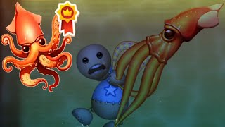 Killer Squid Kick the Buddy Animals | Kick The Buddy