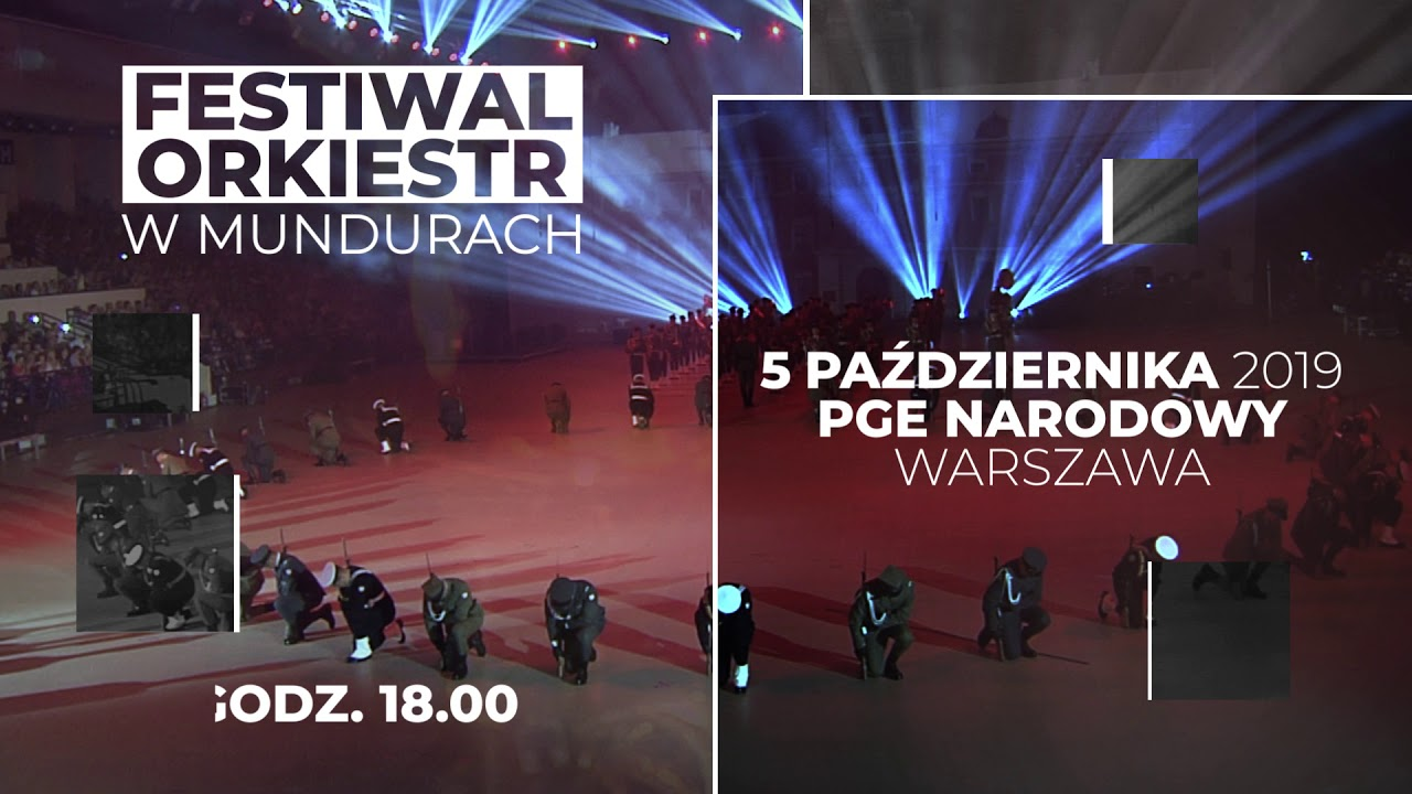 Festiwal Orkiestr w Mundurach – już 5 października na PGE Narodowym