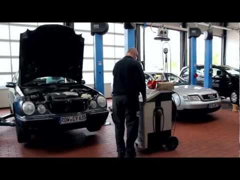 Die Reparatur scharana 2 Benzin