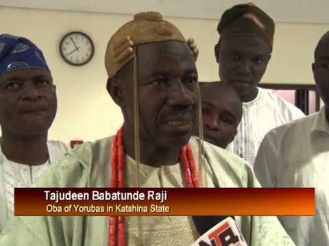 VP OSINBAJO Meets Nothern Yoruba Obas