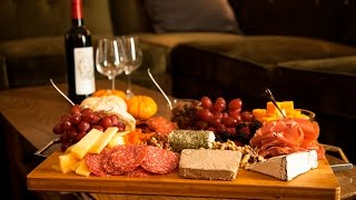 DECADENT MEAT & CHEESE PLATTER