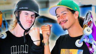 Andy Anderson VS Vinnie Bahn S.K.A.T.E.