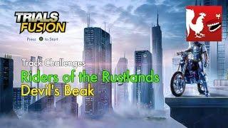 Trials Fusion - Riders of the Rustlands - Devil