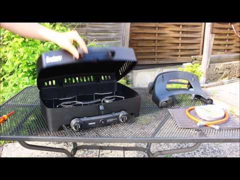 Enders Gasgrill Test Monroe : Enders simple clean gasgrill technologie youtube