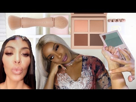 New KKW Beauty Contour Kits – WYD? !| Jackie Aina