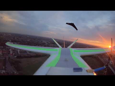 mini-talon-and-sonic-ar-wing-chase