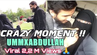 CRAZY MOMENTS !! UMMU ABDULLAH & HUSBAND
