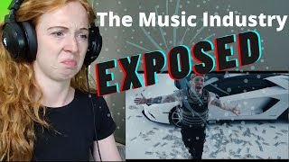 "Tom MacDonald - ""The Music Industry"" [REACTION] [INDUSTRY EXPOSED]"