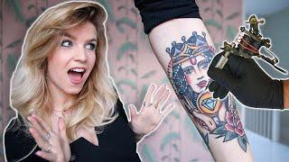 SPIJT VAN TATTOO #2 | Oude Tattoo Laten Coveren