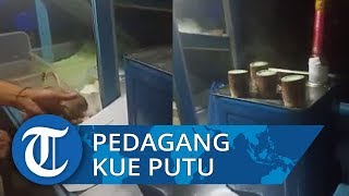Pedagang Kue Putu di Kota Padang Januari, Raih Omzet Rp 500 Ribu Perhari