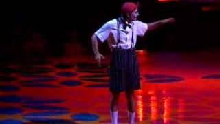 Cirque du Soleil Clown Video