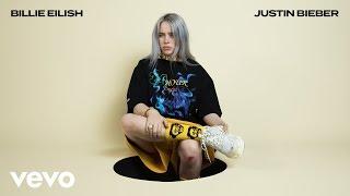 Billie Eilish, Justin Bieber   Bad Guy (Audio)