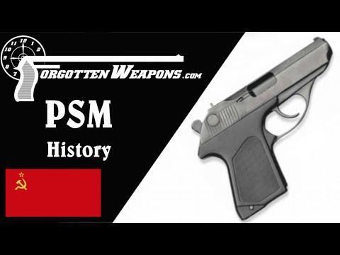 Soviet PSM Pistol History: Really a KGB Assassination Gun?