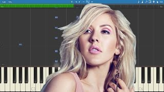 Ellie Goulding - Still Falling For You - Piano Tutorial