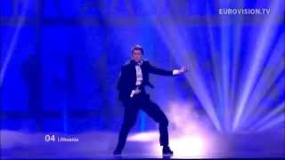 Donny Montell - Love is Blind - The king of 2012 Eurovision Song Contest
