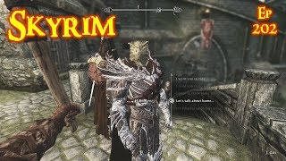 Skyrim LE w/PerMa 400+ mods Ep. 202 War is Coming!