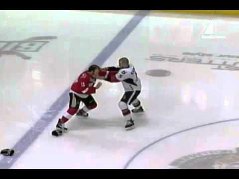 Mark Borowiecki vs. Zach Sill