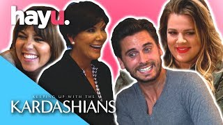 Kardashian Pranks Part 1 | Keeping Up With The Kardashians