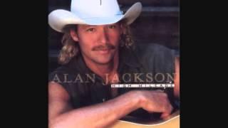 """I'll Go On Loving You"" - Alan Jackson (Lyrics in description)"