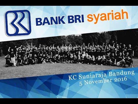 Outing BRI Syariah KC Suniaraja Bandung 5 November 2016
