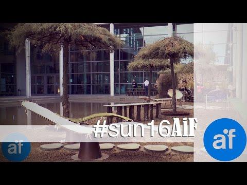 Sun 2016 - Attrezzature per arredare gli esterni