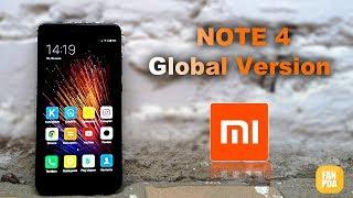 Xiaomi Redmi NOTE 4 Global Version - Обзор , распаковка , первое впечатление.
