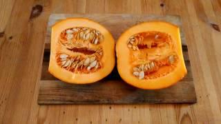 How To Eat a Pumpkin