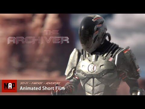 Sci-Fi CGI 3D Animation Short