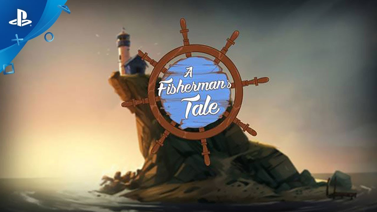 A Fisherman's Tale Comes to PS VR This Year