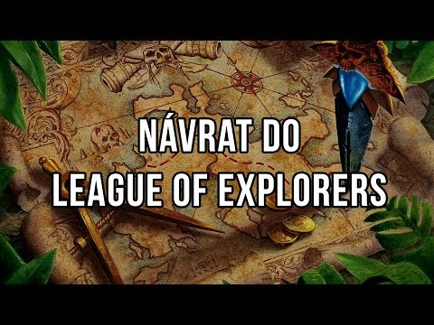 Sestřih z Návratu do League of Explorers