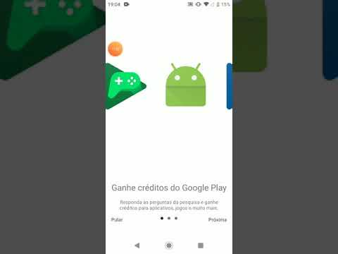 Como usar o Google opinio rewards