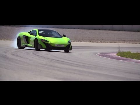 McLaren Automotive 675 LT