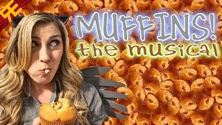 Muffins the Musical: A Derpy Hooves Song (My Little Pony Parody Feat. Katie Wilson)