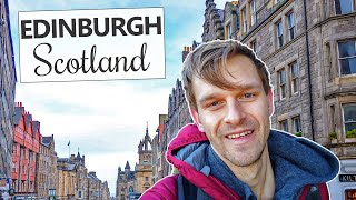 Things to Do in Edinburgh, Scotland + Our Tips [Travel Guide]